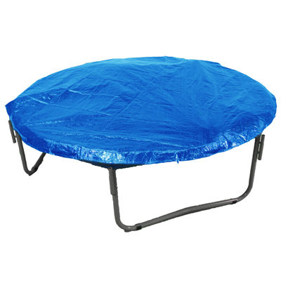 Economy Trampoline Weather Protection Cover  Fitsfor 15 FT. Round Frames - Blue