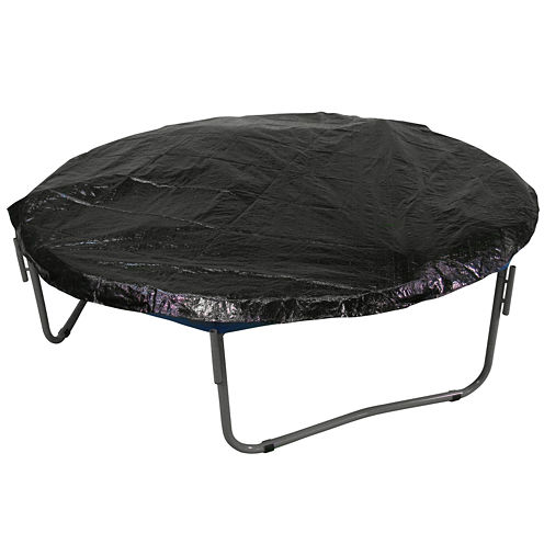 Economy Trampoline Weather Protection Cover  Fitsfor 16 FT. Round Frames - Black