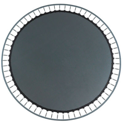 Upper Bounce Trampoline Replacement Jumping Mat- fits for 13 FT. Round Frames with 88 V-Rings- Using7Inch springs -MAT ONLY