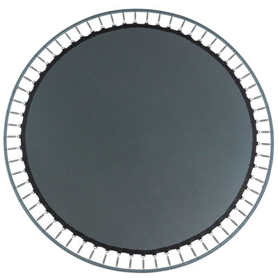 Upper Bounce Trampoline Replacement Jumping Mat- fits for 12 FT. Round Frames with 80 V-Rings- Using7Inch Springs -MAT ONLY