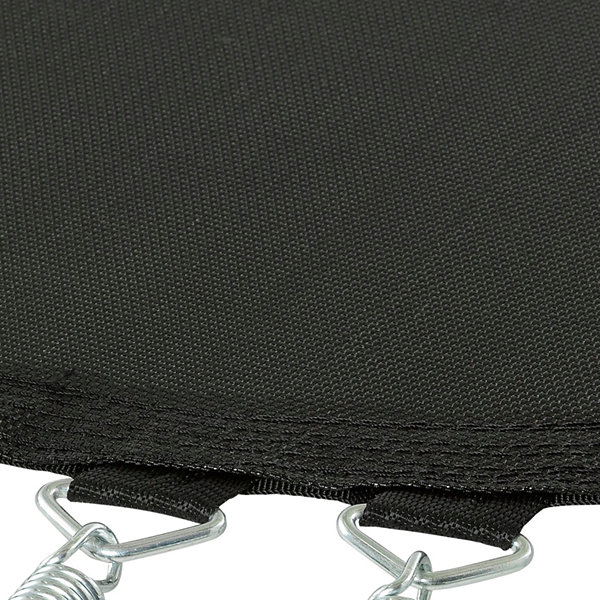 Upper Bounce Trampoline Replacement Jumping Mat- fits for 14 FT. Round Frames with 84 V-Rings- Using7Inch Springs -MAT ONLY