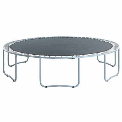 Upper Bounce Trampoline Replacement Jumping Mat- fits for 14 FT. Round Frames with 96 V-Rings- Using7Inch springs -MAT ONLY