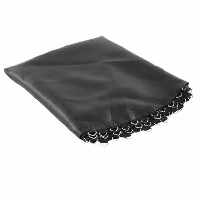 Upper Bounce Trampoline Replacement Jumping Mat- fits for 14 FT. Round Frames with 96 V-Rings- Using8.5Inch springs -MAT ONLY