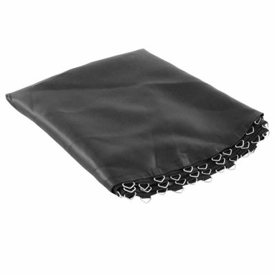 Upper Bounce Trampoline Replacement Jumping Mat- fits for 15 FT. Round Frames with 84 V-Rings- Using6.5Inch springs -MAT ONLY