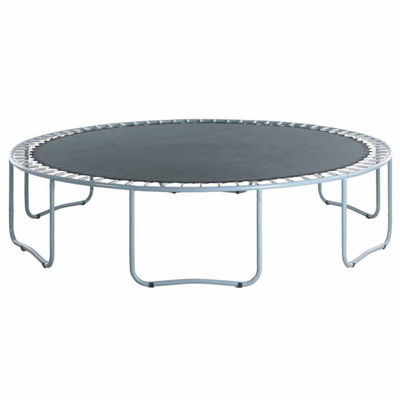 Upper Bounce Trampoline Replacement Jumping Mat- fits for 15 FT. Round Frames with 96 V-Rings- Using6.5Inch Springs -MAT ONLY