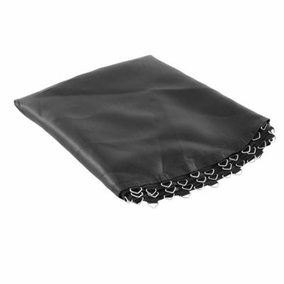 Upper Bounce Trampoline Replacement Jumping Mat- fits for 15 FT. Round Frames with 96 V-Rings- Using7Inch Springs -MAT ONLY