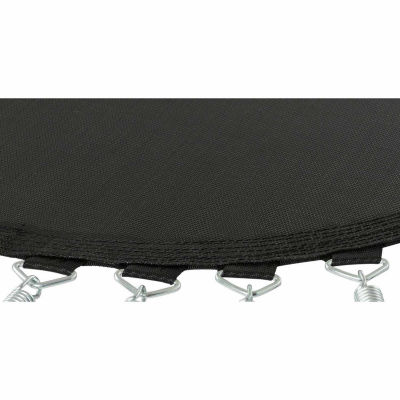 Upper Bounce Trampoline Replacement Jumping Mat- fits for 15 FT. Round Frames with 96 V-Rings- Using8.5Inch springs -MAT ONLY