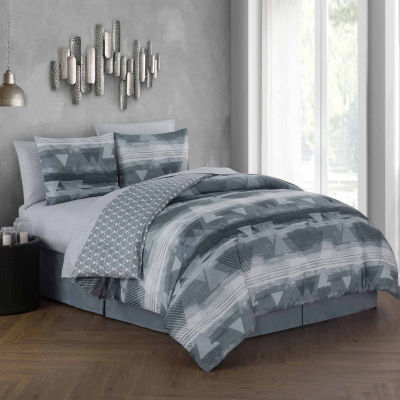 Avondale Manor Holdin 8Pc Complete Bedding Set With Sheets