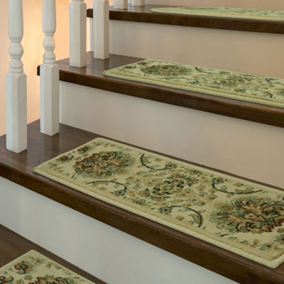 Bacova Guild 5 Piece Lisbon Stair Treads
