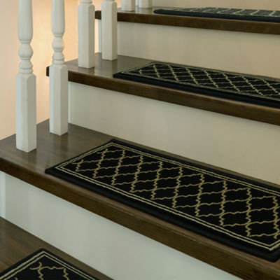 Bacova Guild 5 Piece Bruges Stair Treads