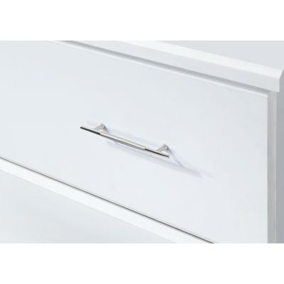 Storkcraft Brookside 4-Drawer Chest - White