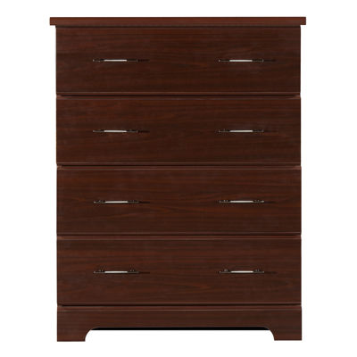 Storkcraft Brookside 4-Drawer Chest - Espresso