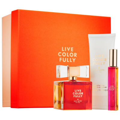kate spade new york Live Colorfully Gift Set