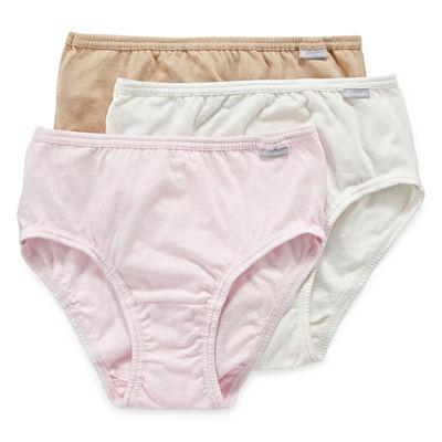 Jockey Elance® 3 Pack Knit Hipster Panty 1488