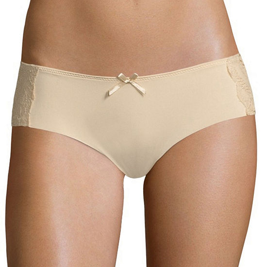Flirtitude Hipster Panty 155468-Blk