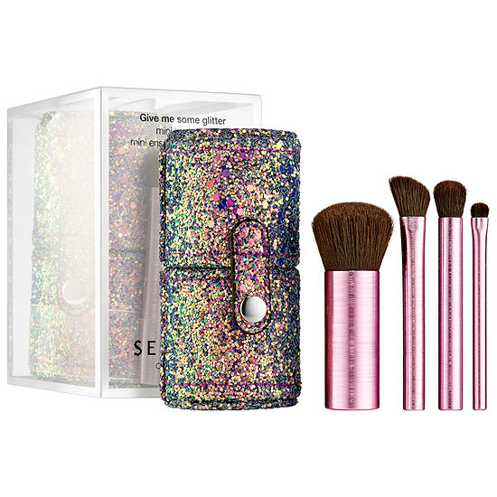 SEPHORA COLLECTION Give Me Some Glitter Mini Brush Set
