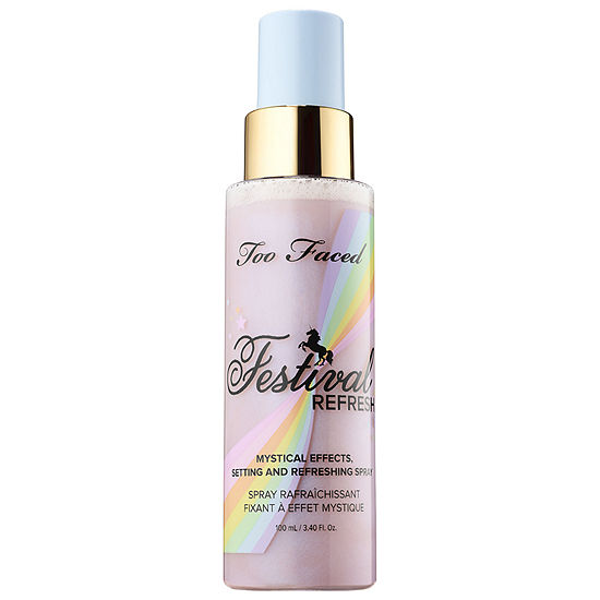 Too Faced Festival Refresh Spray Lifes A Festival Collection