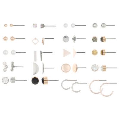 Decree Stud Earrings
