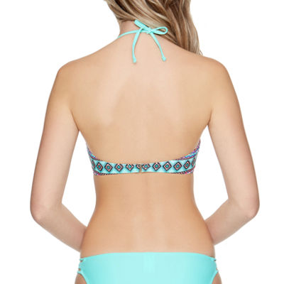 Arizona Halter Swimsuit Top-Juniors