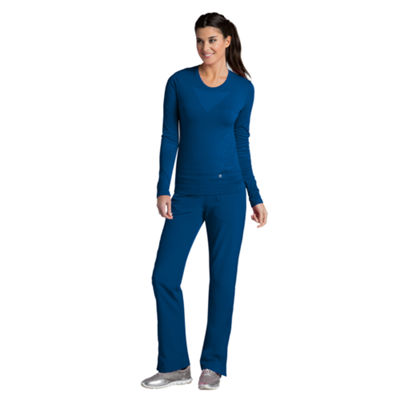 Barco™ One 5305 Women's Seamless Performance Long Sleeve Tee Shirt