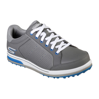 Skechers Go Drive Mens Golf Shoes Lace-up