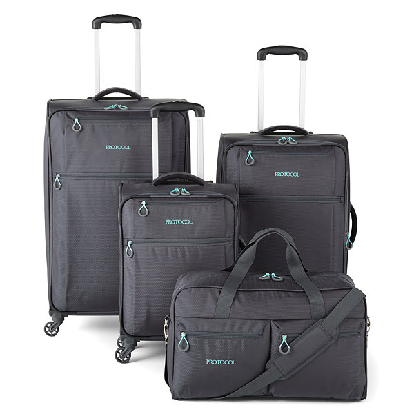 "Protocol® Travelite 2 21"" Spinner Luggage"