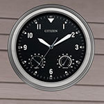 Citizen Black Wall Clock-Cc2017