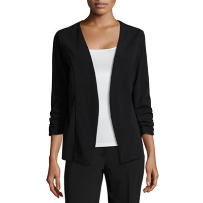 Worthington Soft No Closure Jacket - Tall