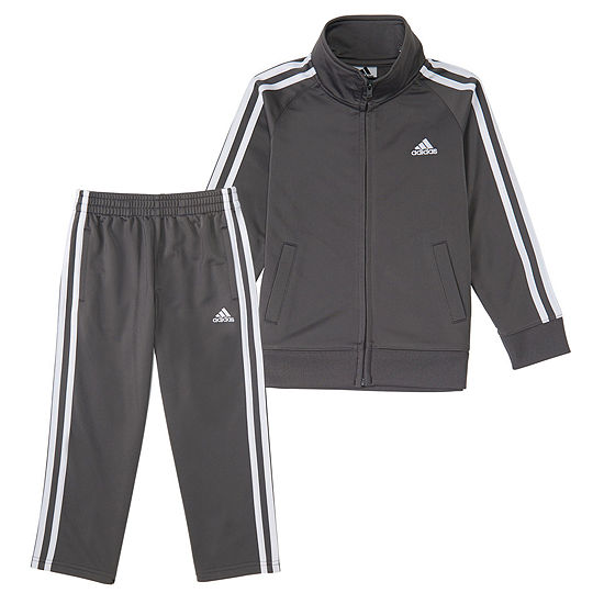 adidas Boys 2-pc. Track Suit Toddler
