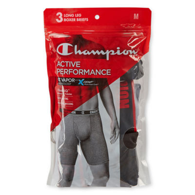Champion Active Performance Boxer Briefs