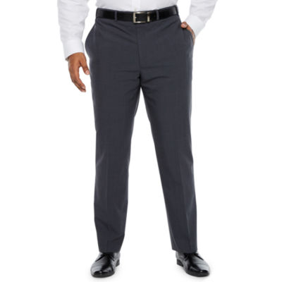 Claiborne - Big and Tall Slim Fit Suit Pants