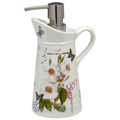 Creative Bath Botanical  Diary Soap Dispenser