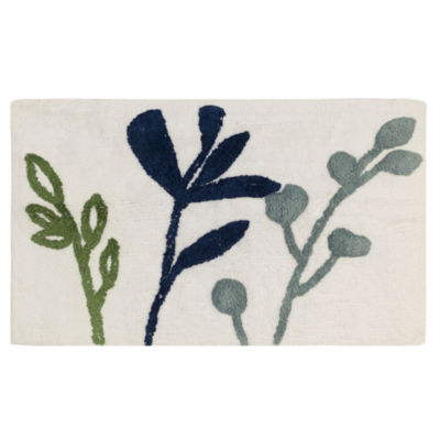 Creative Bath Botanical  Diary Bath Rug
