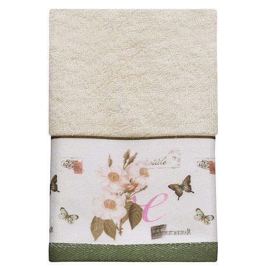 Creative Bath Botanical  Diary Bath Towel Collection