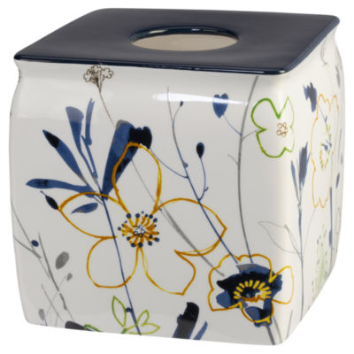 Creative Bath Primavera Tissue Box Cover