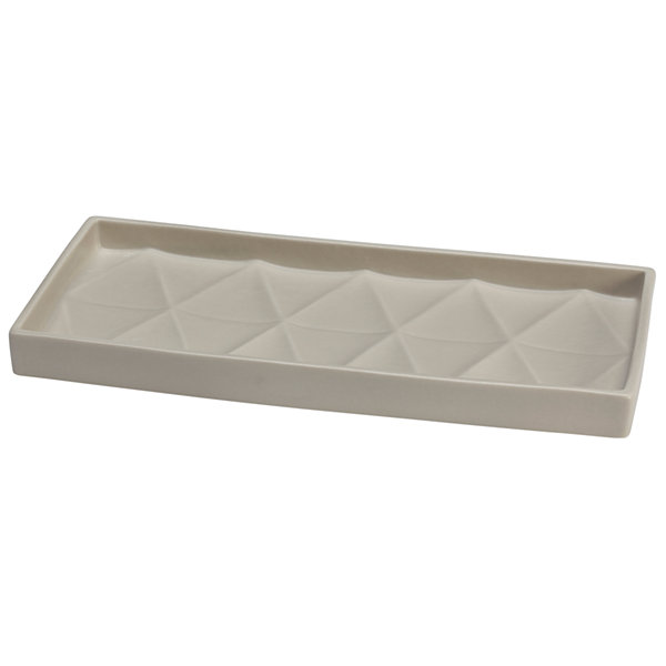 Creative Bath Triangles Vanity Tray