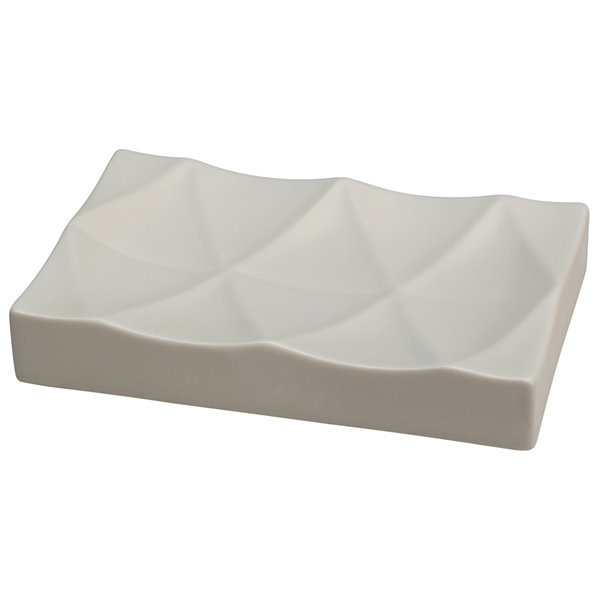 Creative Bath Triangles Soap Dish