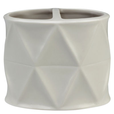 Creative Bath Triangles Toothbrush Holder