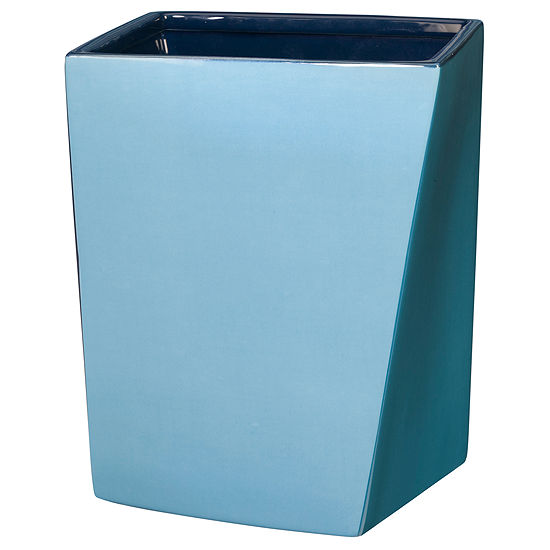 Creative Bath Wavelength Waste Basket