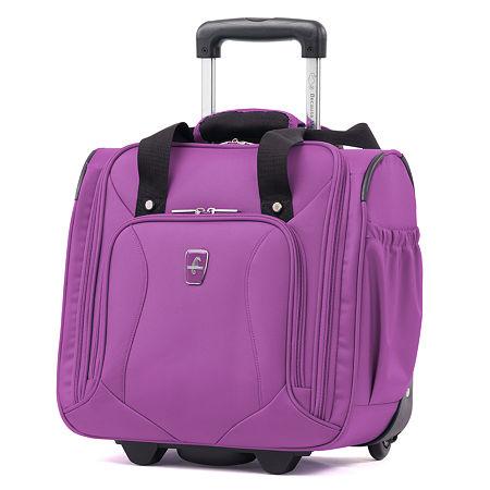 Atlantic Ultra Lite 14 Inch Lightweight Luggage, One Size , Purple