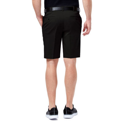 Haggar Mens Stretch Chino Shorts