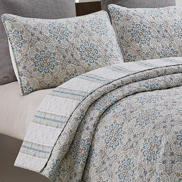 Hedaya Home Laurent Quilt Set