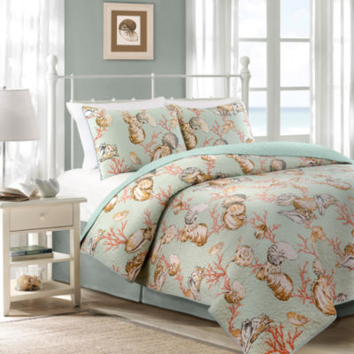 Hedaya Home Oceanside Quilt Set