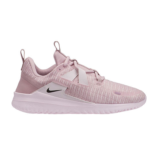 Nike Renew Arena Womens Lace-up Running Shoes