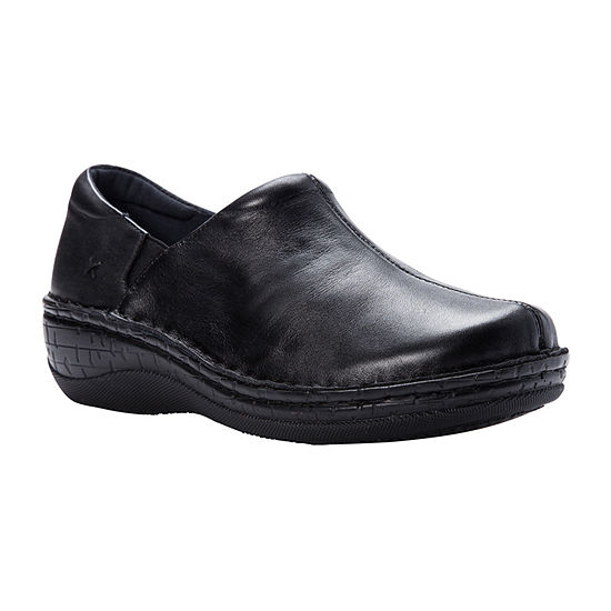 Propet Womens Jessica Clogs Slip-on Round Toe