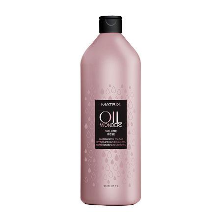 Matrix Oil Wonders Volume Rose Conditioner - 33.8 oz., One Size