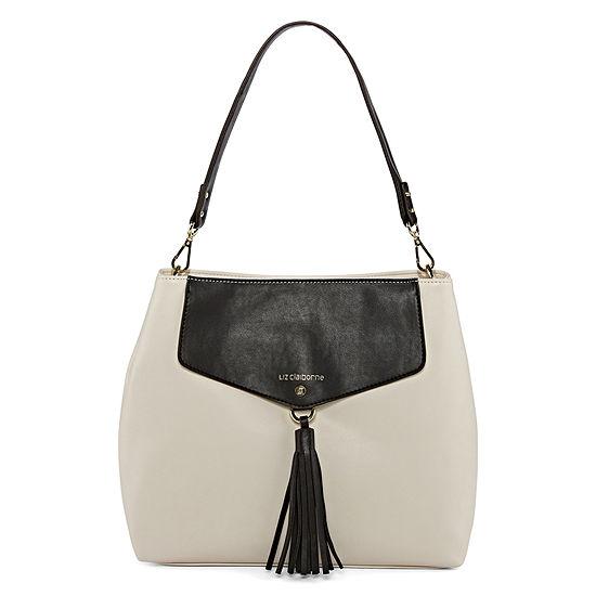 Liz Claiborne Clementine Shopper Shoulder Bag