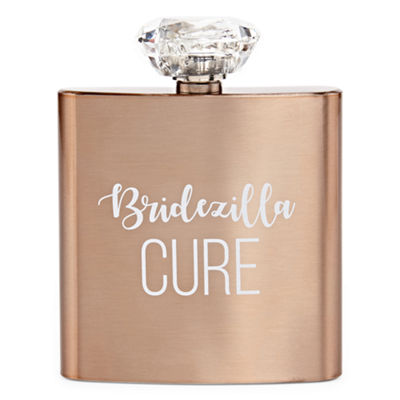 Ambrielle Bride Flasks