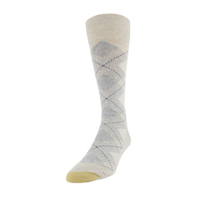 Gold Toe 1 Pair Crew Socks-Mens