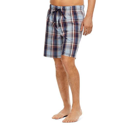 Haggar Poplin Pajama Shorts